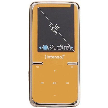 "MP3 Videoplayer 8GB Video Scooter 1,8"" - Portocaliu 0"