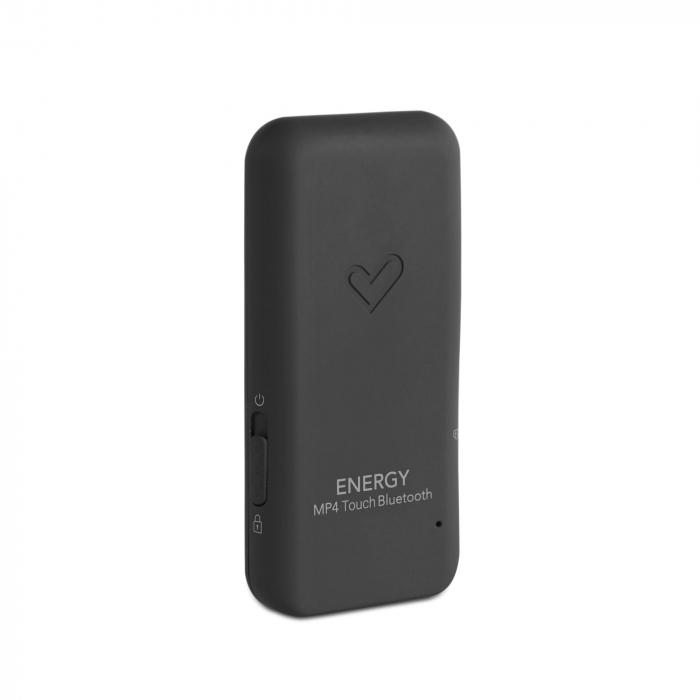 MP4 Player Energy Sistem TOUCH 8GB Bluetooth Negru/Coral inbagaj 2