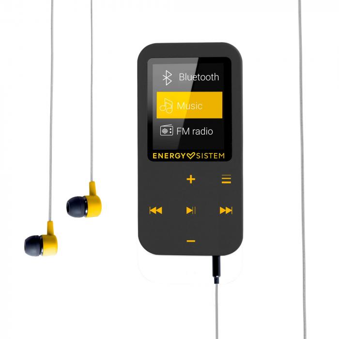 MP4 Player Energy Sistem TOUCH 8GB Bluetooth Negru/Coral inbagaj 3