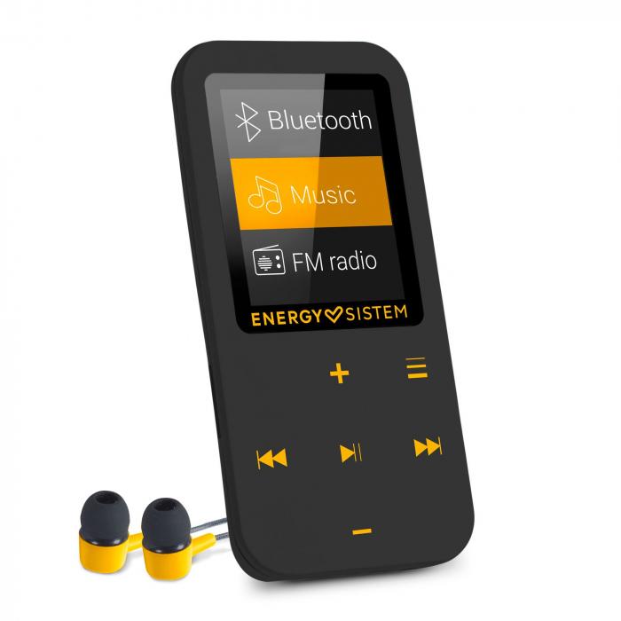 MP4 Player Energy Sistem TOUCH 8GB Bluetooth Negru/Coral inbagaj 0
