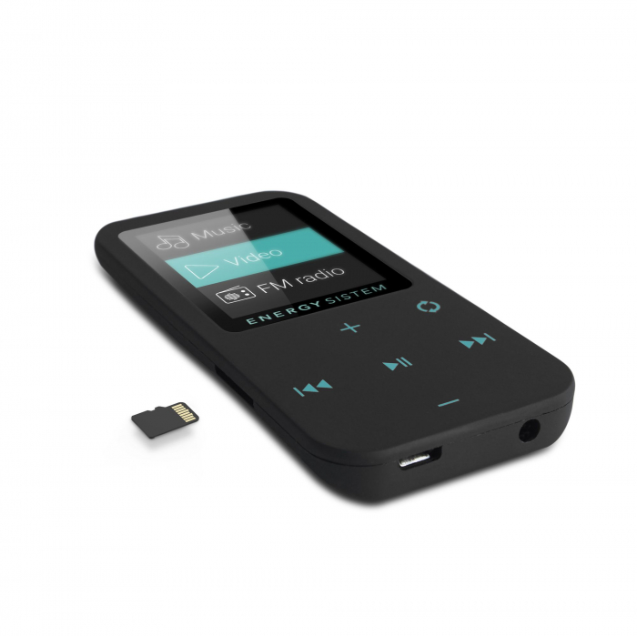 MP4 Player Energy Sistem TOUCH 8GB Bluetooth Negru/Verde 3