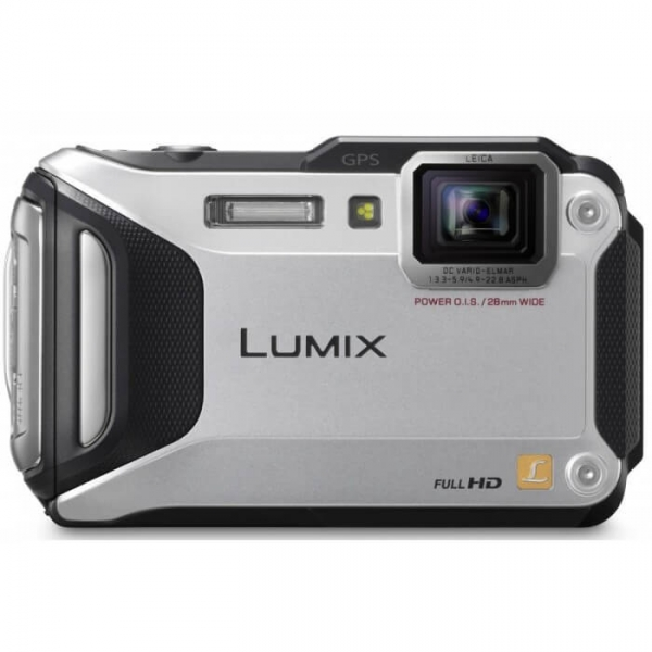 Camera foto Panasonic DMC-FT5EP-S, silver 1