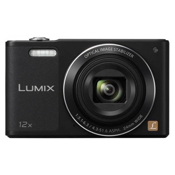 Camera foto Panasonic DMC-SZ10EP-K, neagra 0