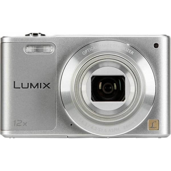 Camera foto Panasonic DMC-SZ10EP-S, silver 0