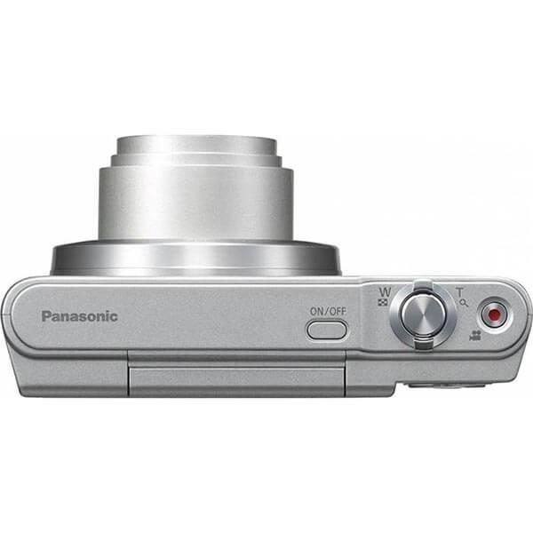 Camera foto Panasonic DMC-SZ10EP-S, silver 1