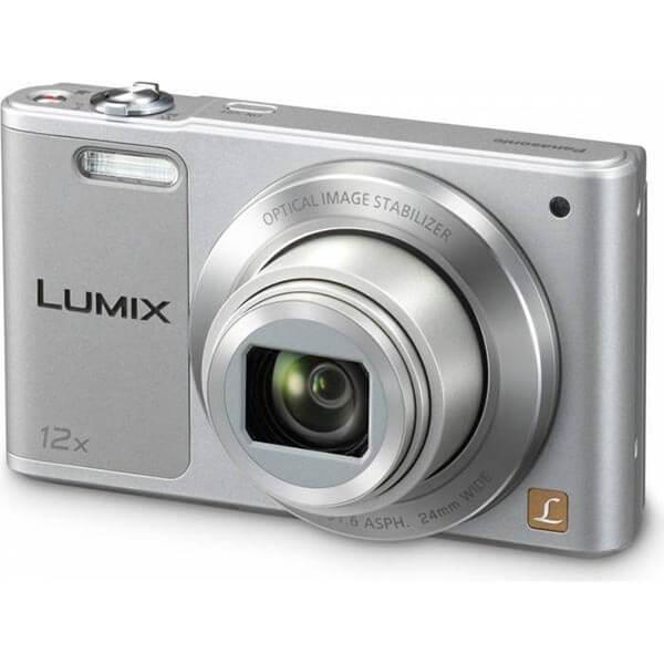 Camera foto Panasonic DMC-SZ10EP-S, silver 2