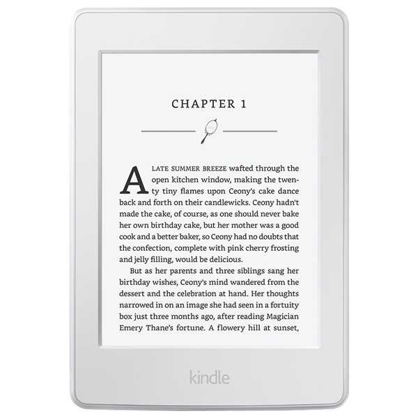 KINDLE PAPERWHITE 2015 - Alb 0