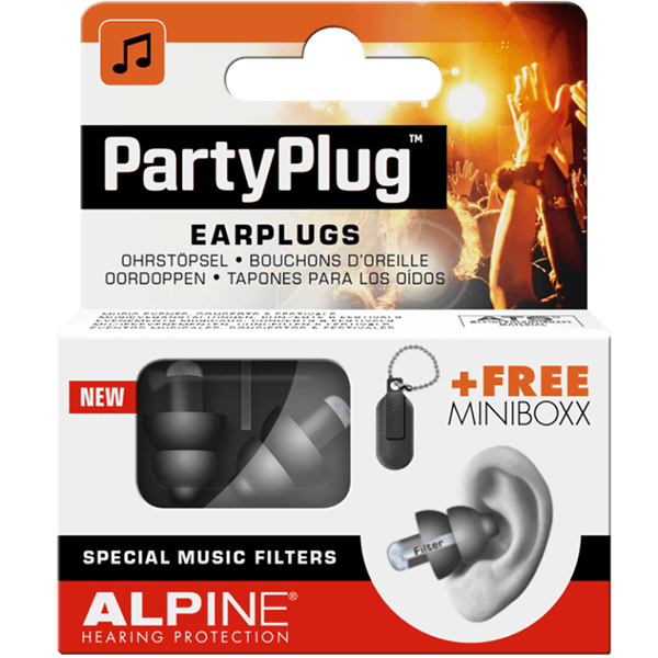 Dopuri de urechi Alpine Party plug 0