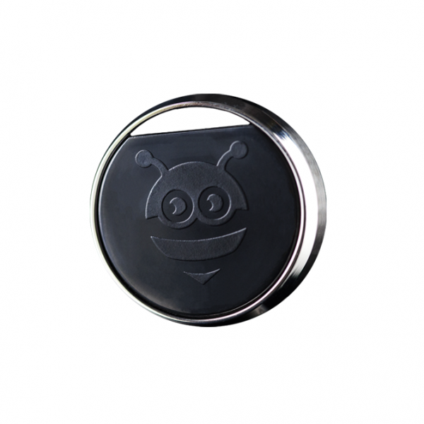 Tracker Bagaj Pebblebee - Negru 0