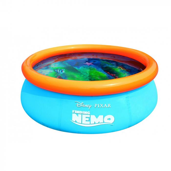 BESTWAY SET PISCINA NEMO 3D 213 X 66 CM [0]