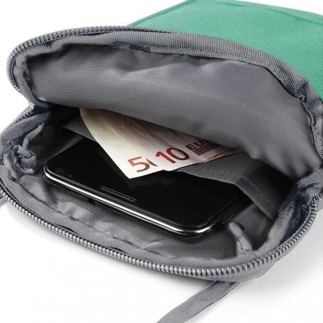 Geanta-portofel pentru calatorii verde 3