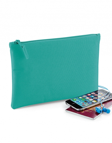 Portofel documente sau iPad mini/tablete  - Roz - textil 2