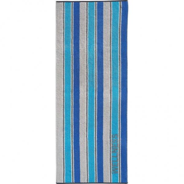 Prosop pentru sauna/plaja Erwin Muller Albastru 0