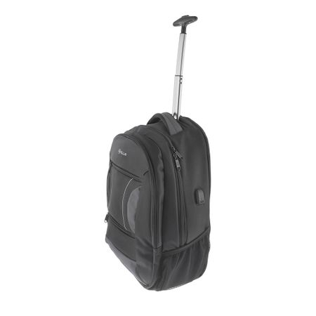 "Rucsac-troller laptop Tellur Carry 15.6"", USB, negru 4"