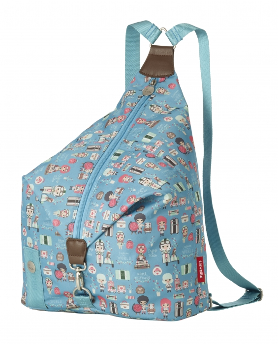Rucsac LIL'LEDY – turquoise – travelite