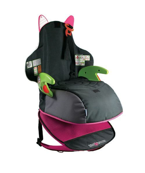 Rucsac-scaun inaltator Trunki BoostApak Roz 1