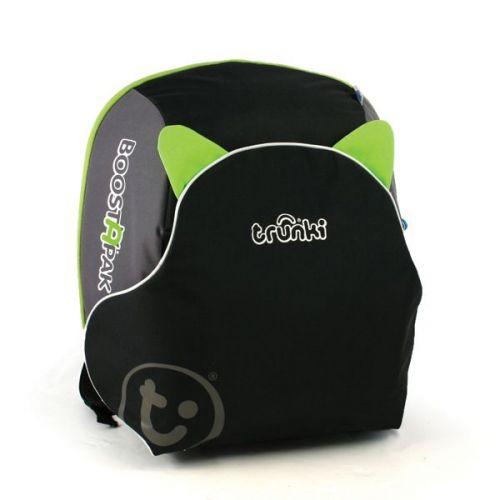 Rucsac-scaun inaltator Trunki BoostApak Verde 0