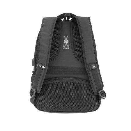 "Rucsac laptop Tellur Companion, cu port USB, 15.6"" 3"