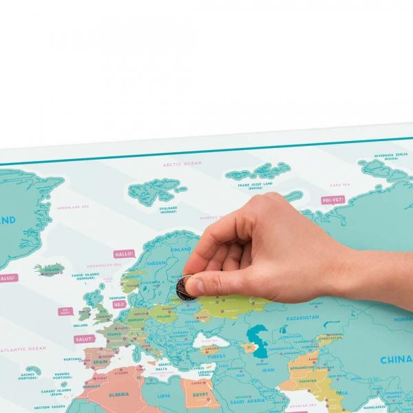 Harta Razuibila Editia Hello 2