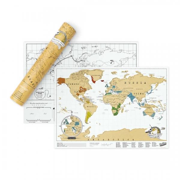 Harta Razuibila Deluxe Alba