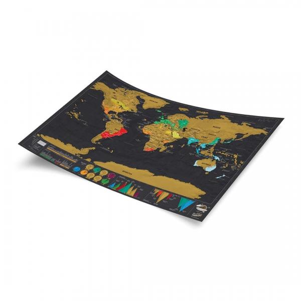 Harta Razuibila Deluxe Neagra 2
