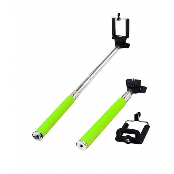 Selfie stick Tellur TL7-5W Lawn Green 0