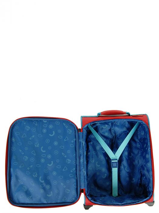 Set Travel Bufnita - Troler cu 2 roti si geanta de voiaj 5