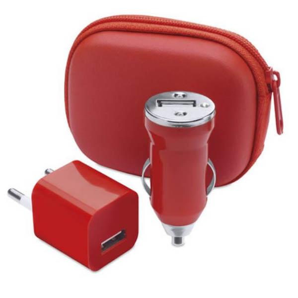 Set Traveller - Self heating pad si Set incarcare voiaj [1]