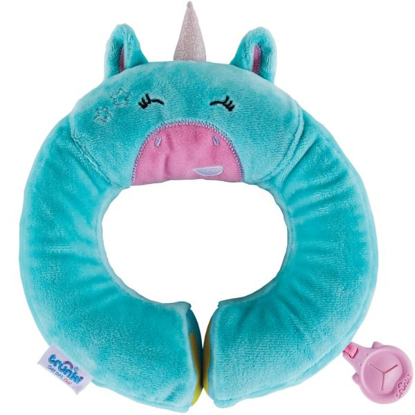 Set travel pentru copii - Valiza TRUNKI UNA - Unicornul + Perna calatorie Trunki Yondi Unicorn 10
