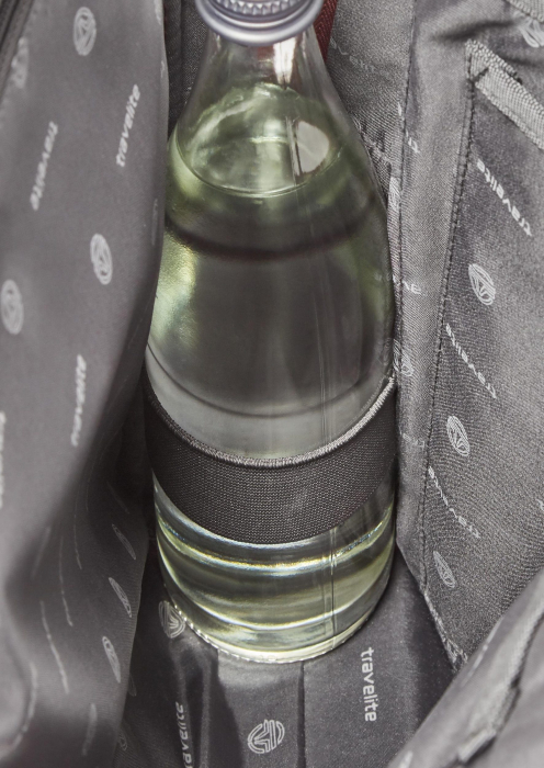 Set trolere Travelite JADE 4 roti 54cm, geanta de umar si rucsac (USB incorporat) 10