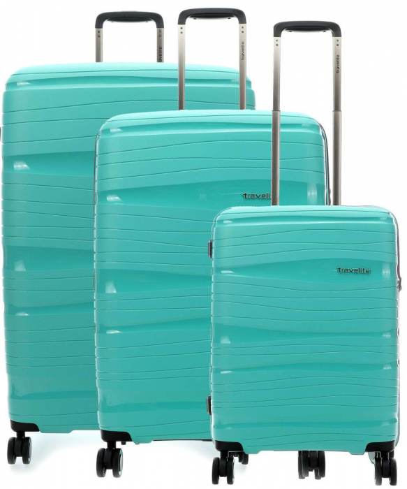 SET Trolere Travelite MOTION 4 roti S,M,L 0