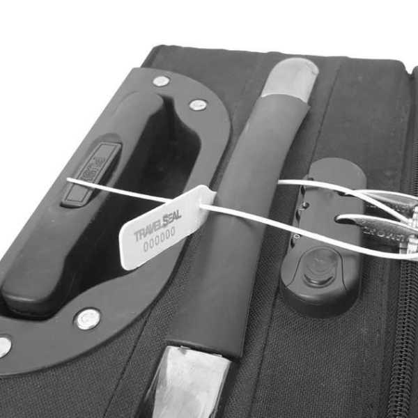 Sigilii bagaje TravelSeal Alb 6