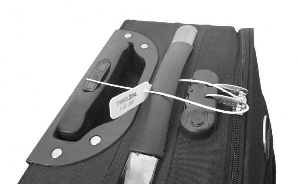 Sigilii bagaje TravelSeal Galben 5