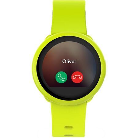 Smartwatch MyKronoz ZeRound 3 Lite Rezistent la apa  - Galben/ Galben [0]