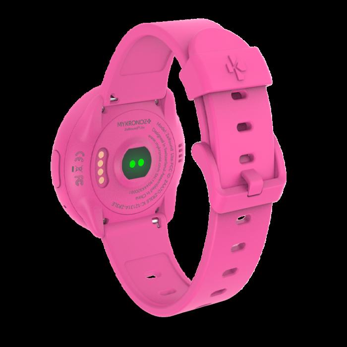 Smartwatch MyKronoz ZeRound 3 Lite Rezistent la apa - Roz/ Roz 2