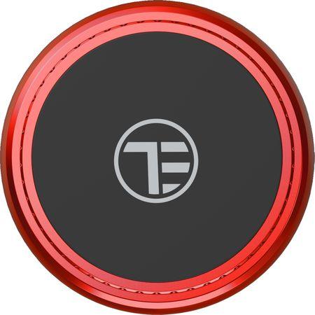 Suport magnetic de telefon pentru ventilatie FreshDot, Odorizant Rozmarin, Rosu 3