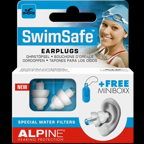 Dopuri de urechi Alpine Swimsafe 0