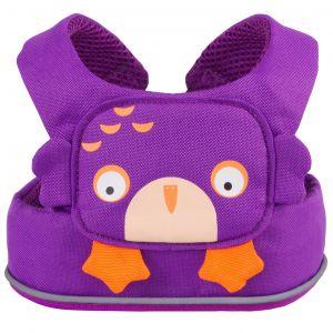 Ham de siguranta TODDLEPAK Owl - Mov 0