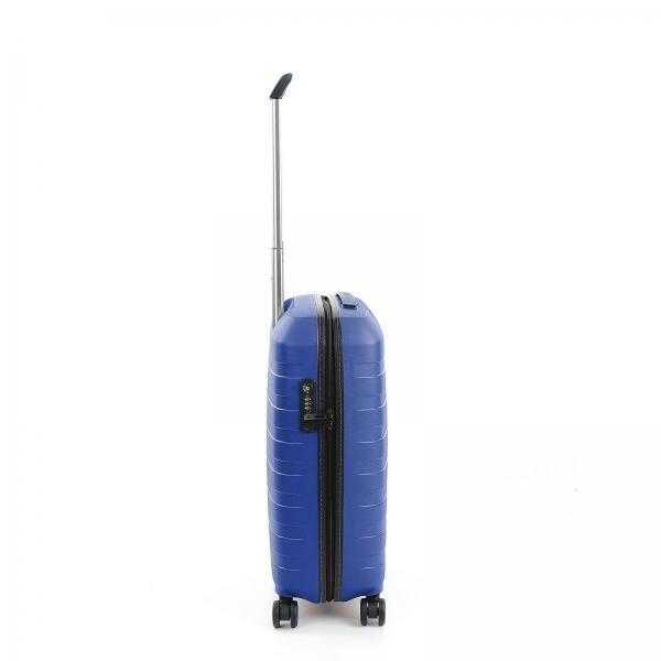 Troler cabina Roncato Box 2.0 albastru 1