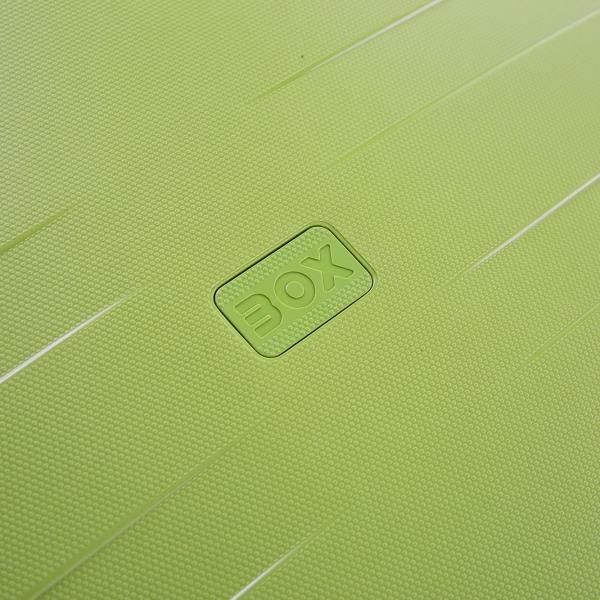 Troler cabina Roncato Box 2.0 vernil 5