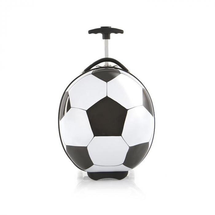 Troler copii cu 2 roti Heys Fotbal  41 cm  inbagaj [1]