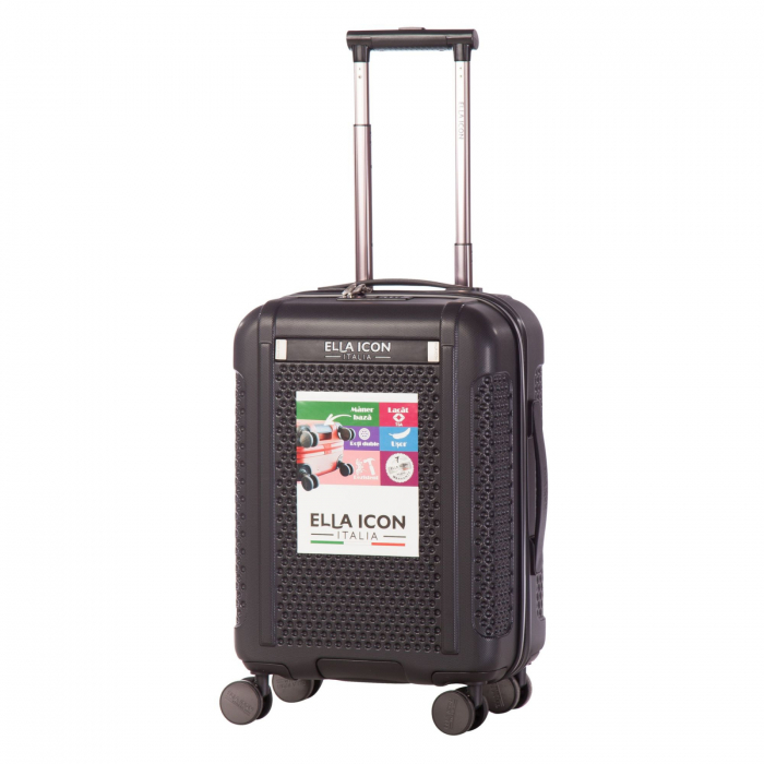 Troler de cabina ELLA ICON - OPTIC S - 55x38x23 7