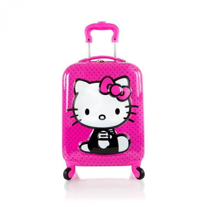 Troler pentru copii Hello Kitty 46 cm 1