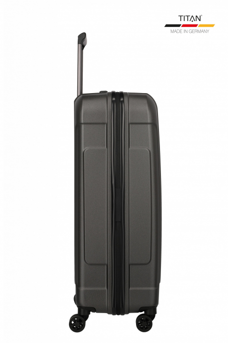 Troler de cala TITAN X-RAY PRO M ( 52 x 77 x 29 cm) - Amprenta digitala si USB inclus 11