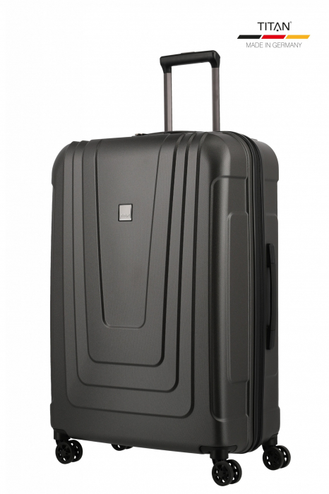 Troler de cala TITAN X-RAY PRO M ( 52 x 77 x 29 cm) - Amprenta digitala si USB inclus 12
