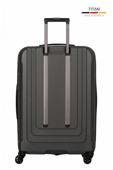 Troler de cala TITAN X-RAY PRO M ( 52 x 77 x 29 cm) - Amprenta digitala si USB inclus 8
