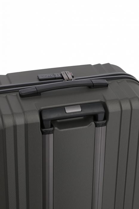Troler de cala TITAN X-RAY PRO M ( 52 x 77 x 29 cm) - Amprenta digitala si USB inclus 1