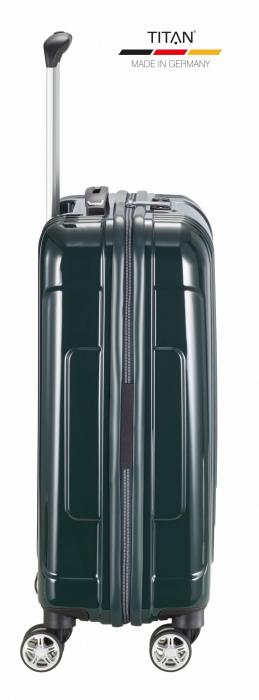 Troler de cabina TITAN X-RAY S ( 40 x 55 x 20 cm) 5