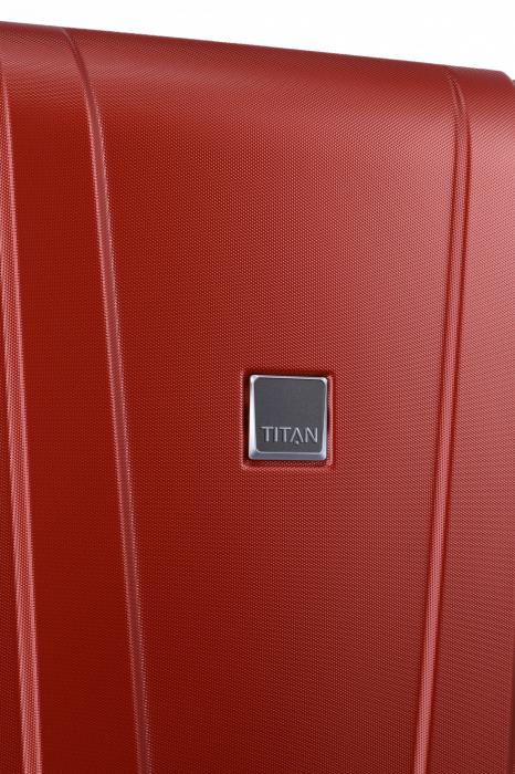 Troler de cabina TITAN X-RAY S ( 40 x 55 x 20 cm) 19