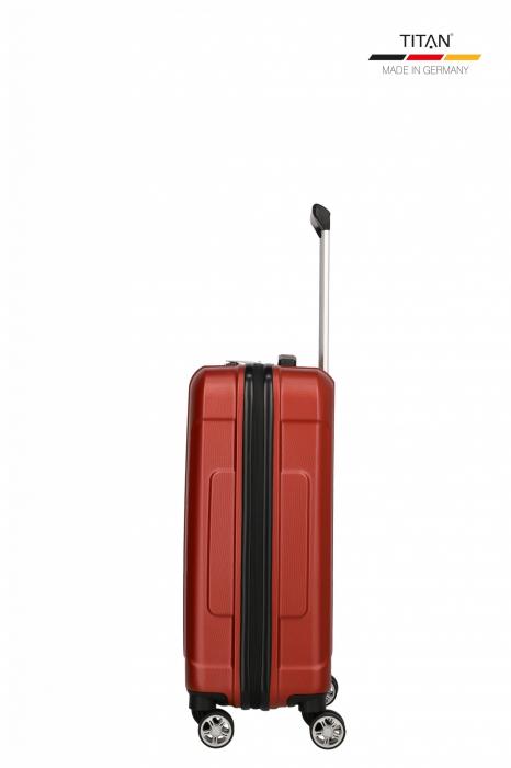 Troler de cabina TITAN X-RAY S ( 40 x 55 x 20 cm) 24